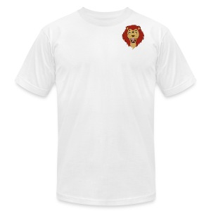Lion FX Heart - Men's Fine Jersey T-Shirt