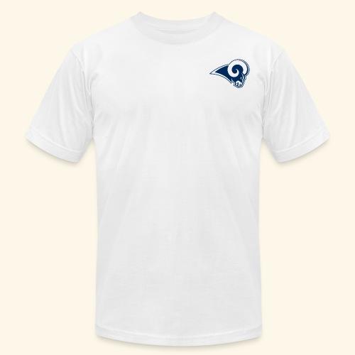 LA Rams T-shirt - Men's Fine Jersey T-Shirt