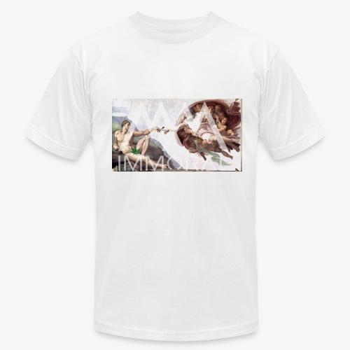 ADAMJOINT - Men's Fine Jersey T-Shirt