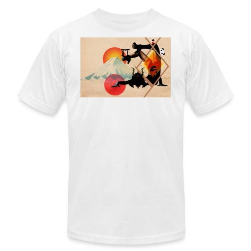 Japaned - Men's Fine Jersey T-Shirt