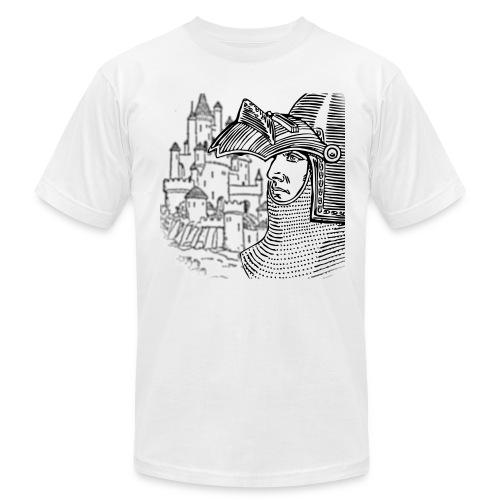 Lochivar's Bride - Young Lochinvar - Men's  Jersey T-Shirt