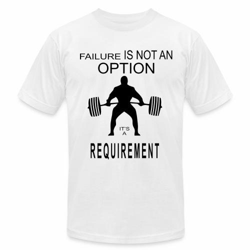 gym - Men's  Jersey T-Shirt