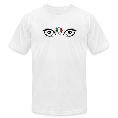 blatalian eyes - Men's Fine Jersey T-Shirt