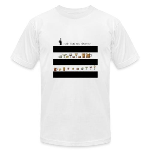 high today tee - Men's Fine Jersey T-Shirt
