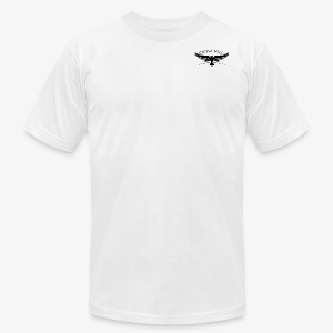 Crow Hill Band Black Logo - Men's Fine Jersey T-Shirt