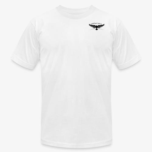 Crow Hill Band Black Logo - Men's Fine Jersey T-Shirt