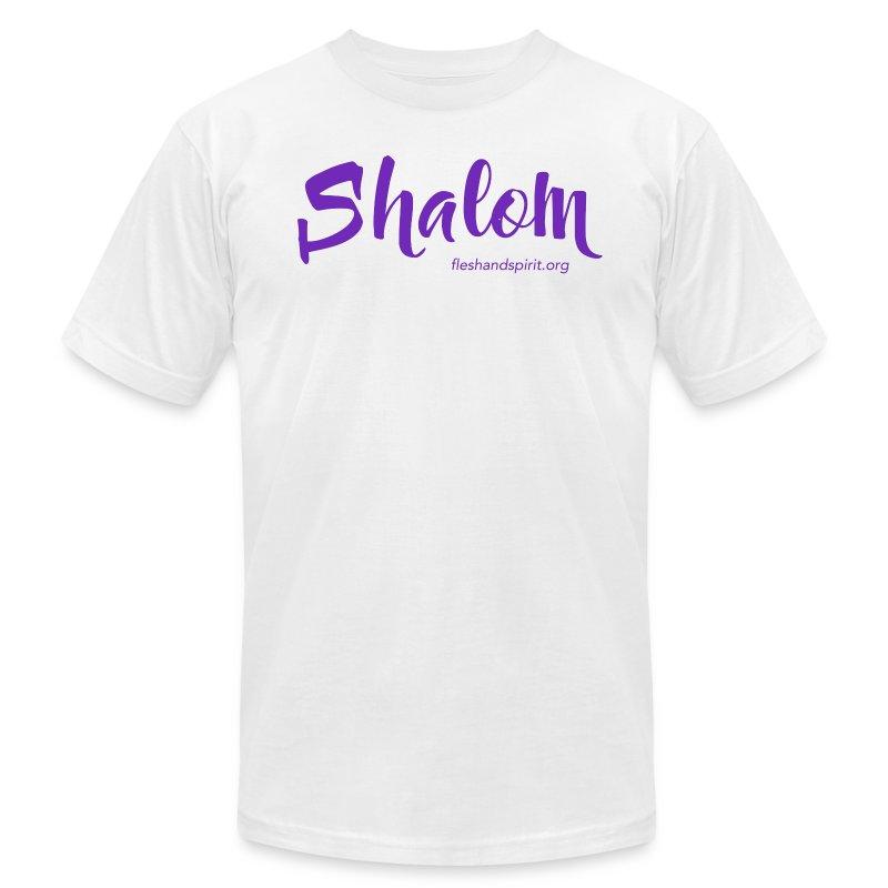 shalom t-shirt - Men's Fine Jersey T-Shirt