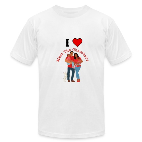 I Love MTC - Men's Fine Jersey T-Shirt