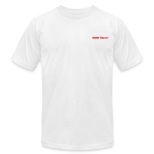 DUMP TRUMP NOW - Men's Fine Jersey T-Shirt