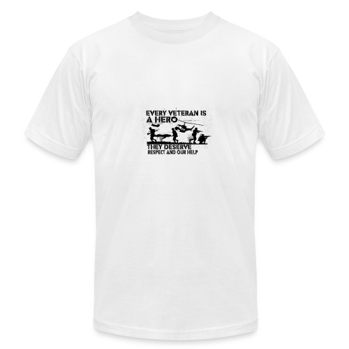ARMY T - Men's Fine Jersey T-Shirt