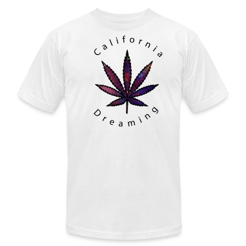 cali dream - Men's Fine Jersey T-Shirt