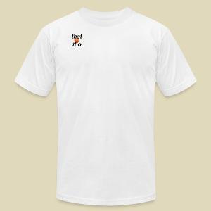 that peach tho - Men's Fine Jersey T-Shirt