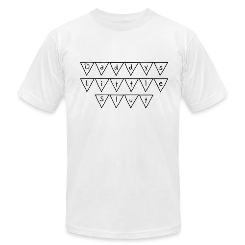 Daddys Little Slut - Men's Fine Jersey T-Shirt