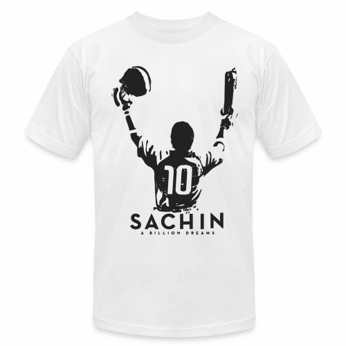 SACHIN- A billion dreams - Men's  Jersey T-Shirt