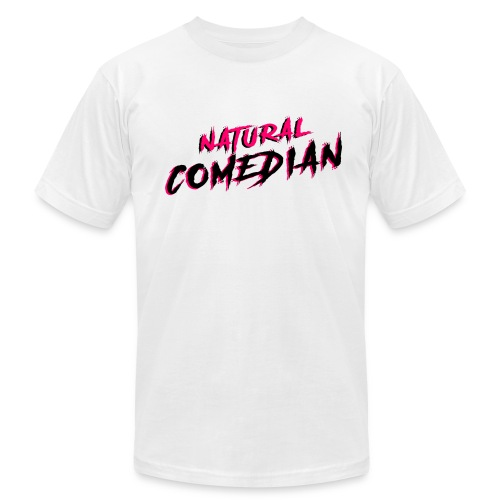 Natural Comedian - Men's Fine Jersey T-Shirt