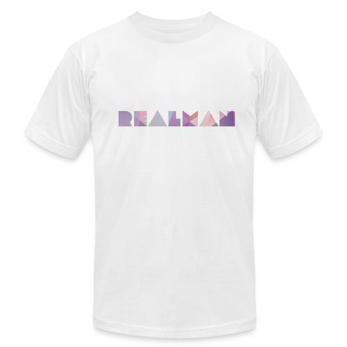 REALMAN Merch - Men's Fine Jersey T-Shirt