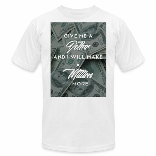 million - Men's Fine Jersey T-Shirt