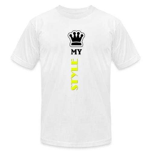 MY STYLE - Men's Fine Jersey T-Shirt