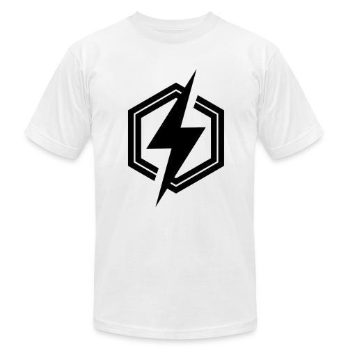 logonoir - Men's Fine Jersey T-Shirt