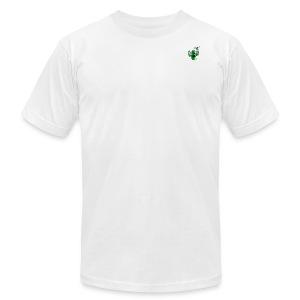 mr. snuggle - Men's Fine Jersey T-Shirt