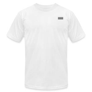 lines - Men's Fine Jersey T-Shirt