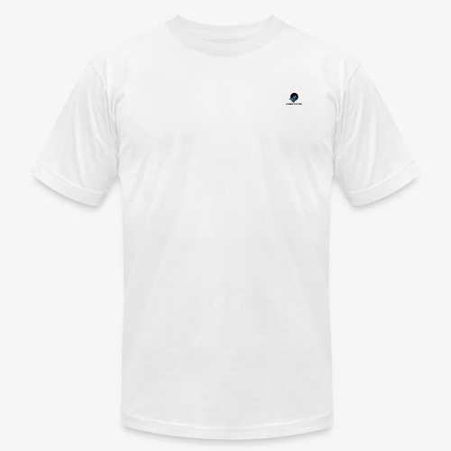 YTLogan Fletcher Rebo Wolf - Men's Fine Jersey T-Shirt