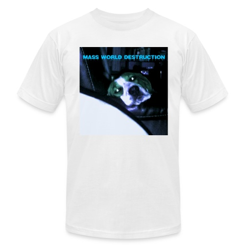 Mass World Depression - Men's Fine Jersey T-Shirt