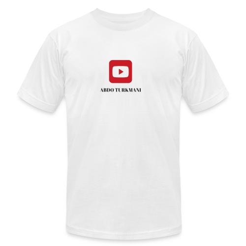 youtube merch - Men's Fine Jersey T-Shirt