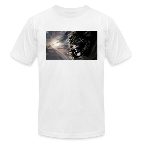 3D Lion tshirt - Men's Fine Jersey T-Shirt