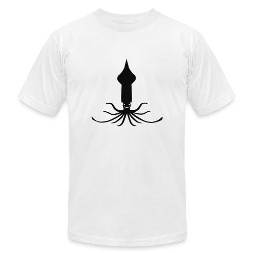 Squid - Men's Fine Jersey T-Shirt