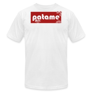 Patame ALOHA Old School - Men's Fine Jersey T-Shirt