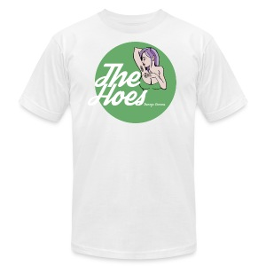 The Hoes Teenage Dreams Green - Men's Fine Jersey T-Shirt
