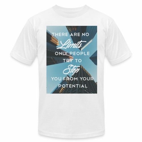 no limits - Men's Fine Jersey T-Shirt