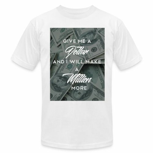 million - Men's Fine Jersey T-Shirt