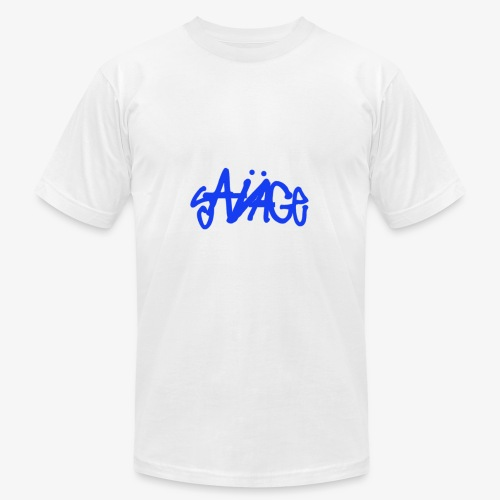 Savage Blue - Men's  Jersey T-Shirt
