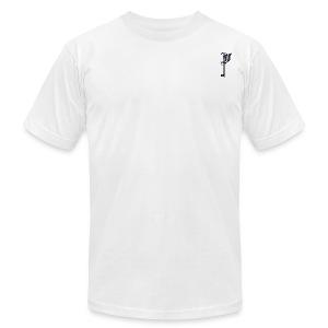 keylogonavy - Men's Fine Jersey T-Shirt