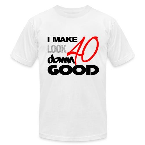 DAMN GOOD - Men's Fine Jersey T-Shirt