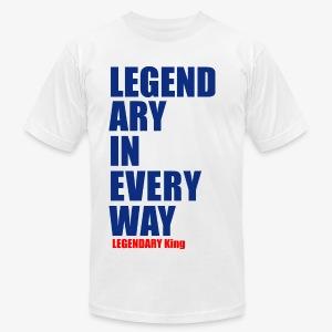 Legendary King - Men's Fine Jersey T-Shirt