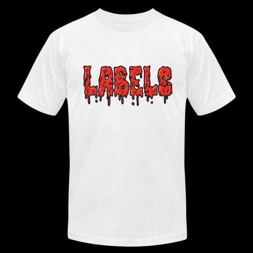 LABELS - Men's Fine Jersey T-Shirt