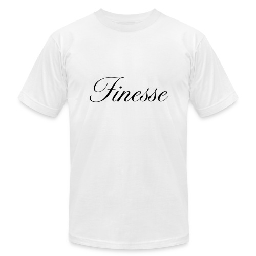 Finesse - Men's Fine Jersey T-Shirt