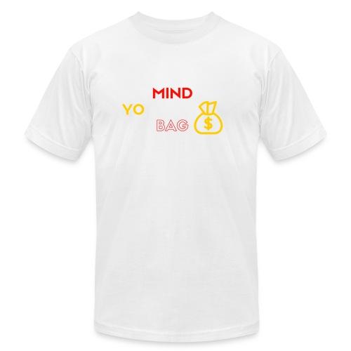 MIND YO BAG - Men's  Jersey T-Shirt