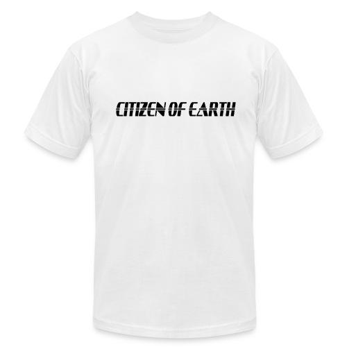 Citizen of Earth - Men's Fine Jersey T-Shirt