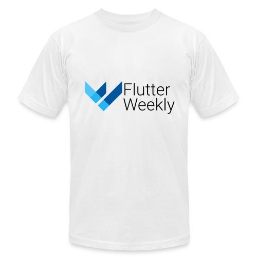 Flutter Weekly - Men's Fine Jersey T-Shirt