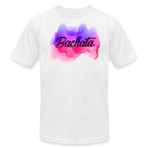 Bachata black - Men's Fine Jersey T-Shirt
