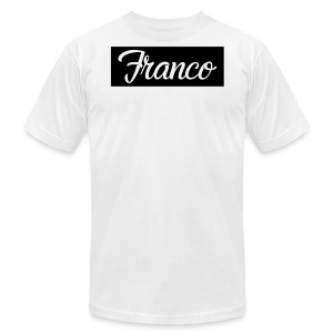 Franco Block - Men's Fine Jersey T-Shirt
