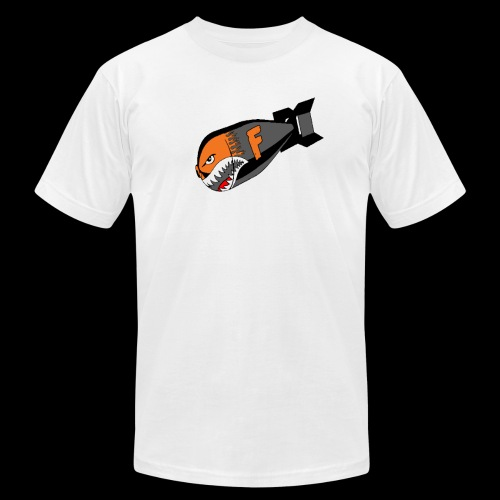 F Bomb - Men's Fine Jersey T-Shirt