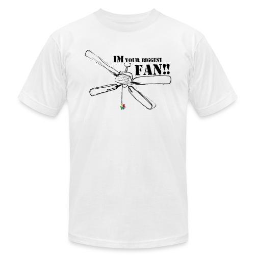 Puzzle Piece fan shirt - Men's Fine Jersey T-Shirt