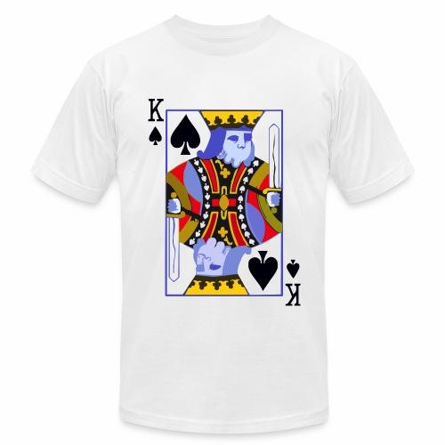 King Of Spades - Men's Fine Jersey T-Shirt