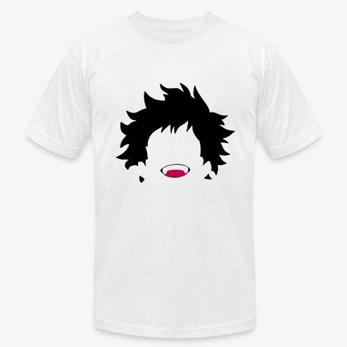 My hero academia Deku design - Men's Fine Jersey T-Shirt