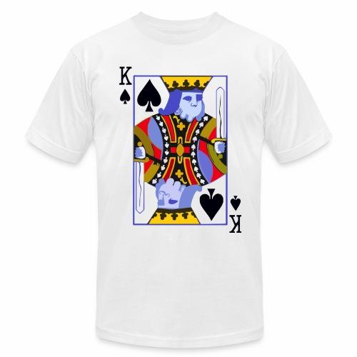 King Of Spades - Men's  Jersey T-Shirt